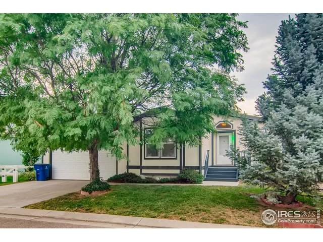 3299 Teton #371, Longmont, CO 80504 (MLS #4417) :: RE/MAX Alliance