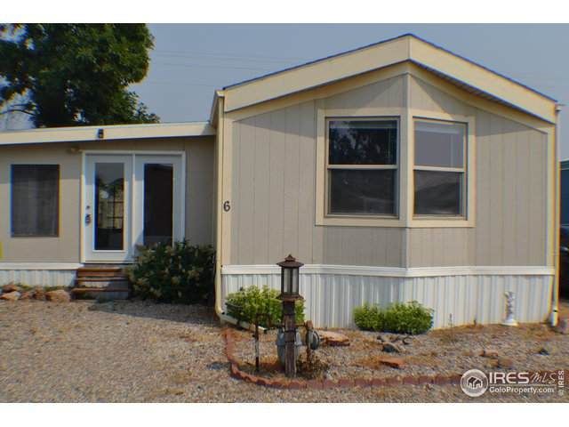 7200 E Hwy 14 #6, Fort Collins, CO 80524 (MLS #4421) :: J2 Real Estate Group at Remax Alliance