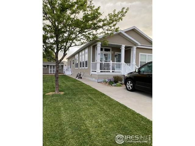 10823 Bailey St #113, Firestone, CO 80504 (MLS #4425) :: J2 Real Estate Group at Remax Alliance