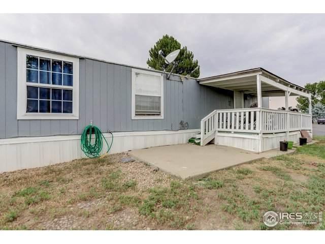 420 E 57th St #50, Loveland, CO 80538 (MLS #4440) :: Wheelhouse Realty