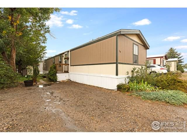 7200 E Highway 14 Hwy #13, Fort Collins, CO 80524 (MLS #4450) :: J2 Real Estate Group at Remax Alliance