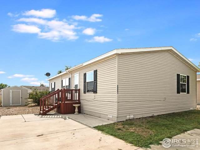 3228 Coyote Ln #125, Evans, CO 80620 (MLS #4457) :: Downtown Real Estate Partners