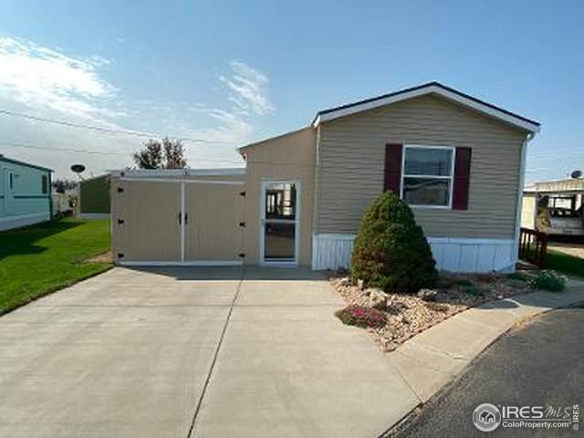 2200 37th St #35, Evans, CO 80620 (MLS #4475) :: Downtown Real Estate Partners