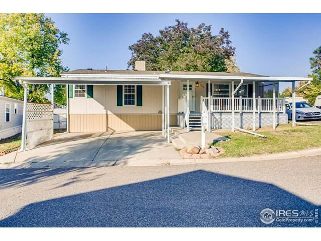 1801 W 92nd Ave #355, Federal Heights, CO 80260 (#4483) :: My Home Team
