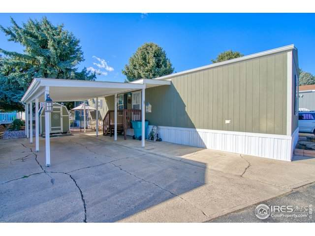 230 N 2nd St #65, Berthoud, CO 80513 (MLS #4528) :: J2 Real Estate Group at Remax Alliance