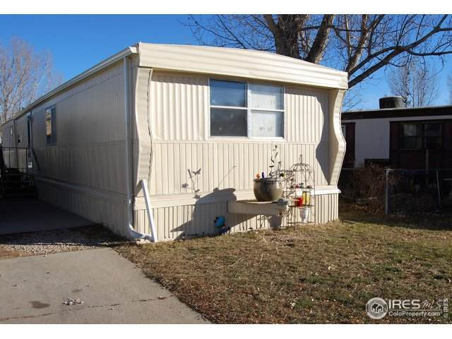 401 N Timberline Rd #299, Fort Collins, CO 80524 (MLS #4545) :: Jenn Porter Group