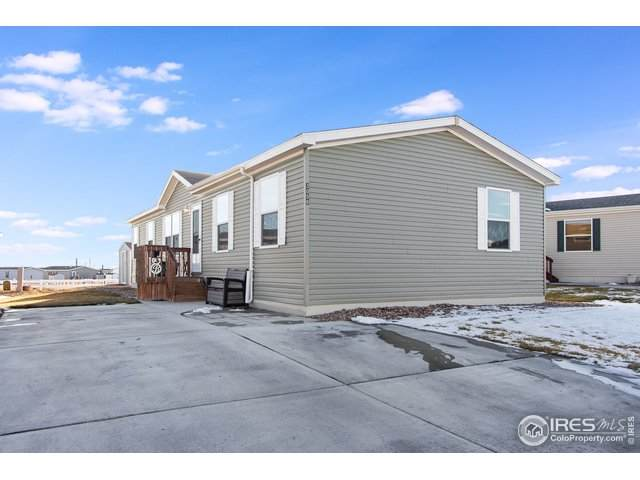 3056 Yarrow Cir, Evans, CO 80620 (MLS #4555) :: Re/Max Alliance