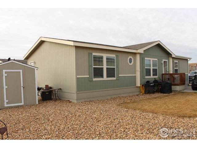 3100 Foxtail Ln #327, Evans, CO 80620 (MLS #4574) :: Hub Real Estate