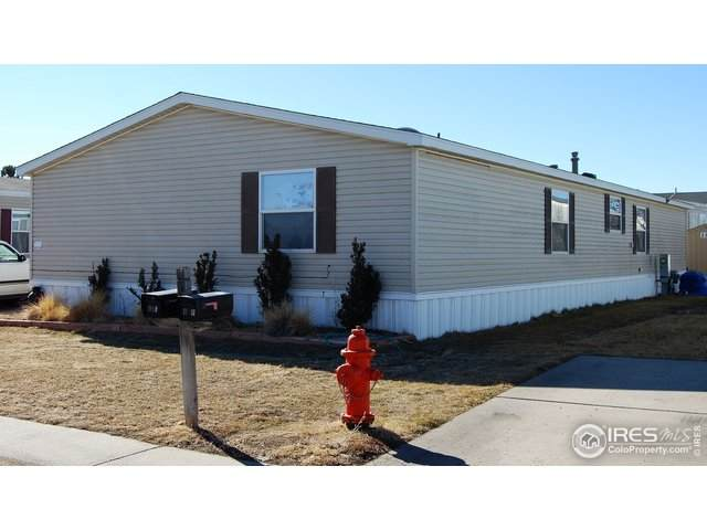 435 N 35th Ave #437, Greeley, CO 80631 (#4589) :: The Margolis Team