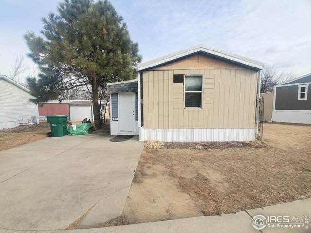 2500 E Harmony Rd #382, Fort Collins, CO 80528 (MLS #4594) :: Keller Williams Realty
