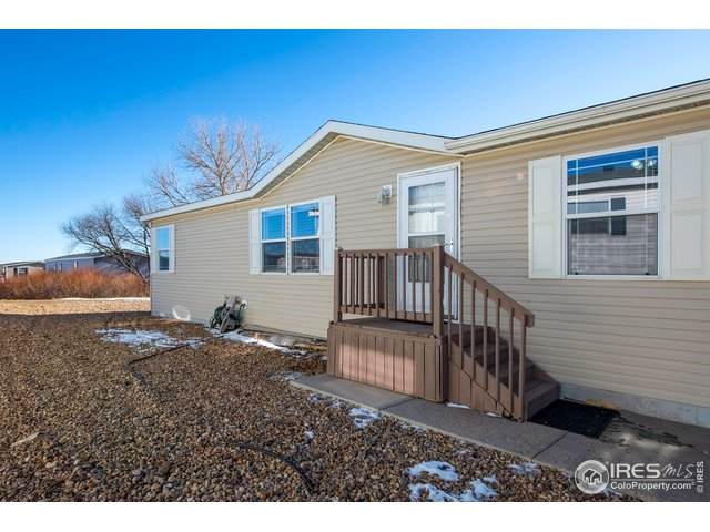 4134 Mesquite Ln #153, Evans, CO 80620 (MLS #4610) :: Fathom Realty
