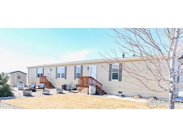 3212 Antelope Way, Evans, CO 80620 (MLS #4623) :: Kittle Real Estate