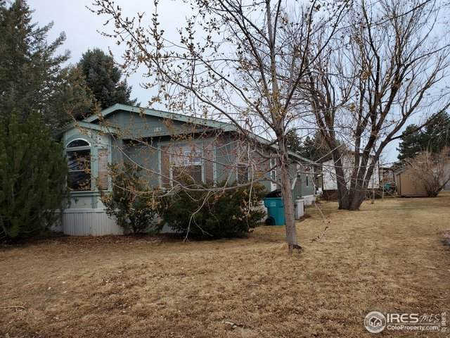 2300 W County Rd 38E #185, Fort Collins, CO 80526 (MLS #4630) :: Kittle Real Estate