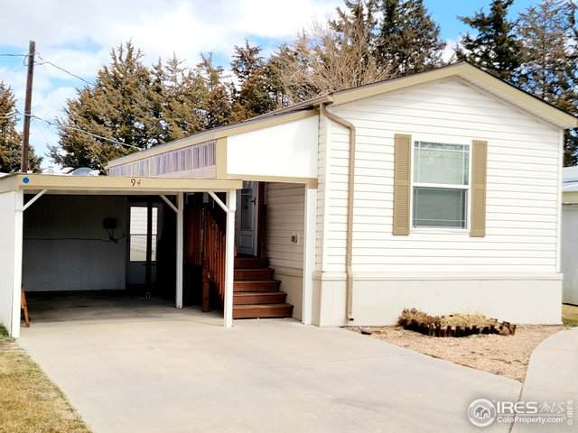 2200 37th St #94, Evans, CO 80620 (#4636) :: Compass Colorado Realty