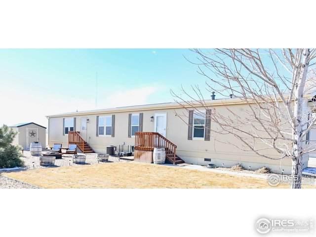3212 Antelope Way, Evans, CO 80620 (MLS #4639) :: Kittle Real Estate