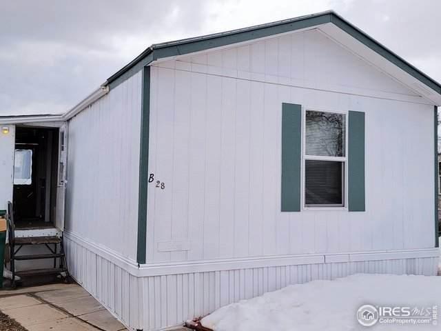 221 W 57th St 28B, Loveland, CO 80538 (MLS #4640) :: Jenn Porter Group