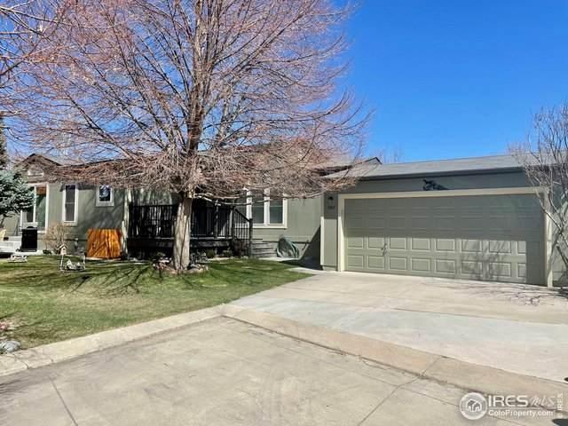 3343 Trail Ridge 352, Longmont, CO 80504 (MLS #4649) :: J2 Real Estate Group at Remax Alliance