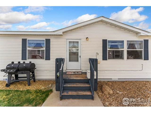 4130 Mesquite Ln #152, Evans, CO 80620 (MLS #4652) :: Stephanie Kolesar