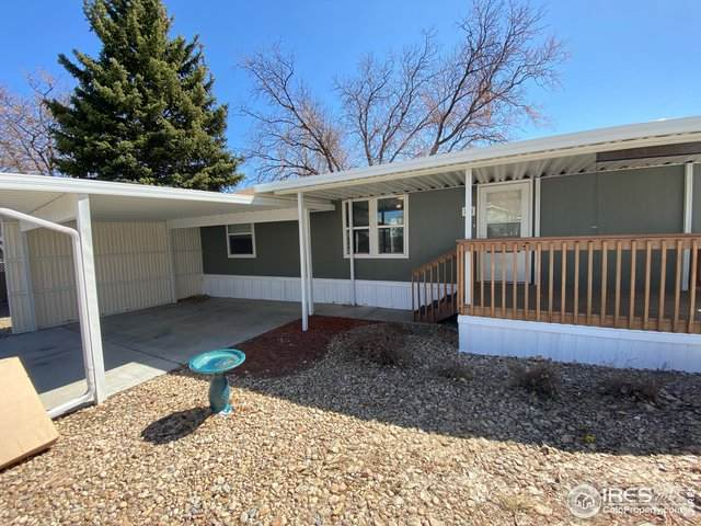 1801 W 92nd Ave #725, Denver, CO 80260 (#4657) :: Re/Max Structure
