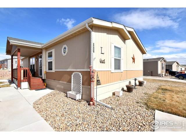 3057 Yarrow Cir #349, Evans, CO 80620 (MLS #4660) :: Jenn Porter Group