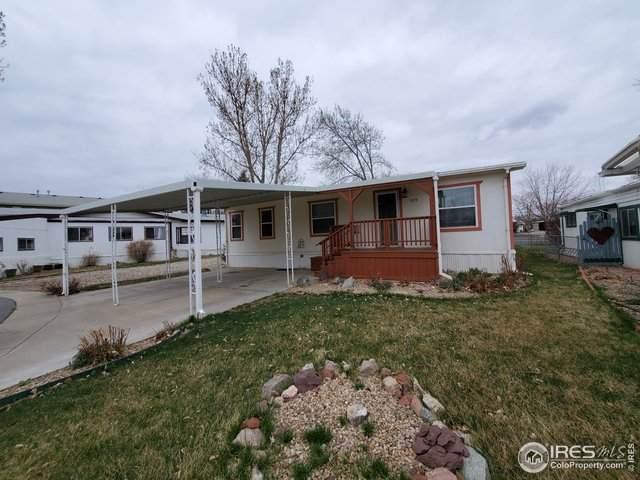 1375 Sunset Pl #10, Loveland, CO 80537 (MLS #4661) :: J2 Real Estate Group at Remax Alliance