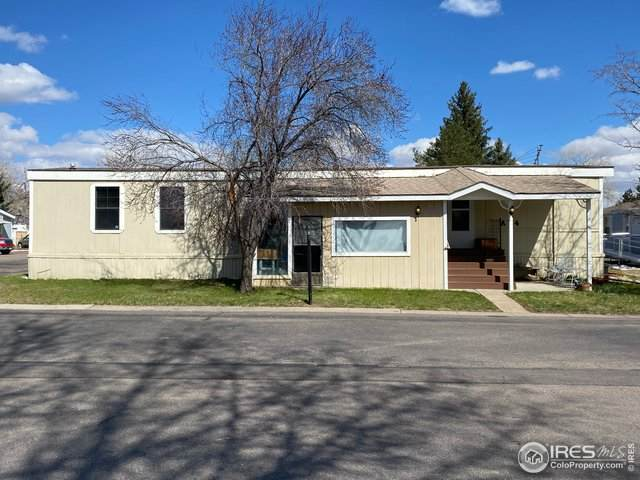 221 W 57th St A74, Loveland, CO 80538 (MLS #4665) :: RE/MAX Alliance
