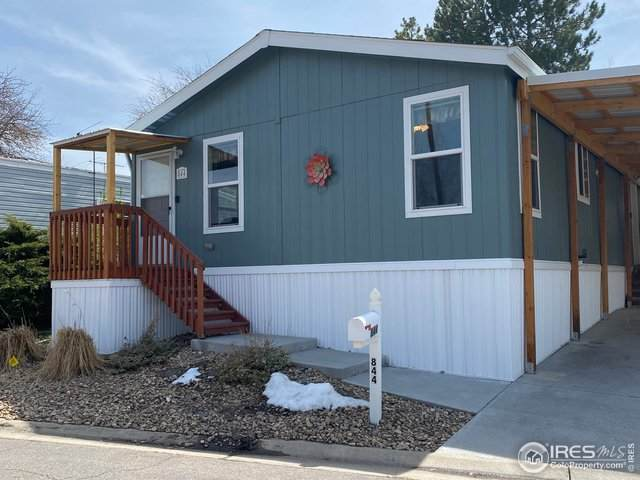 1801 W 92nd Ave #844, Denver, CO 80260 (MLS #4668) :: Tracy's Team