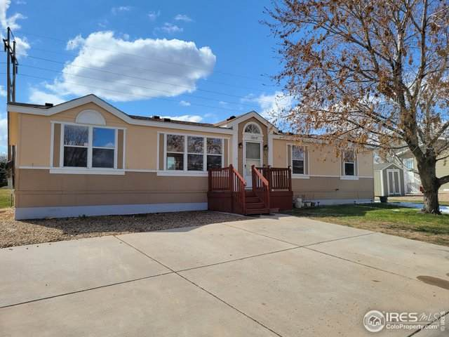 4101 Wapiti Way, Evans, CO 80620 (MLS #4670) :: Stephanie Kolesar