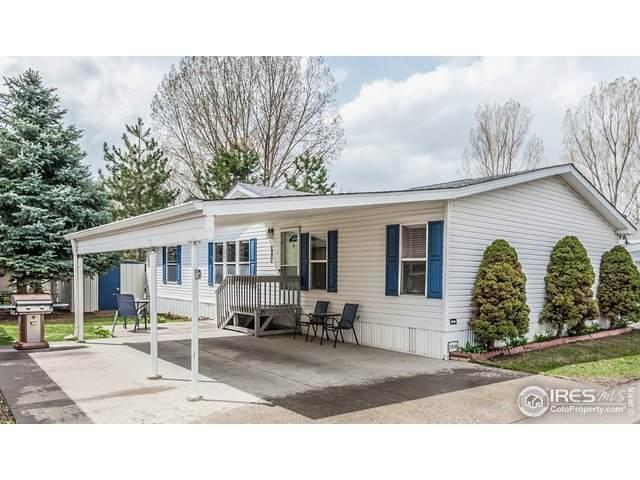 1646 Garnet St, Loveland, CO 80537 (MLS #4674) :: J2 Real Estate Group at Remax Alliance