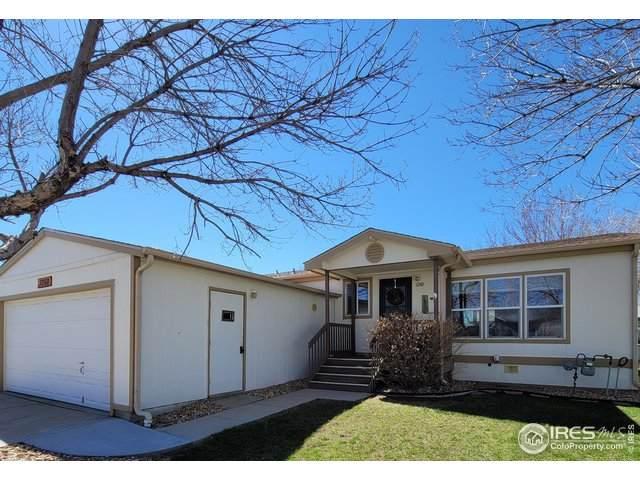 3260 N Rim #135, Longmont, CO 80504 (MLS #4675) :: J2 Real Estate Group at Remax Alliance