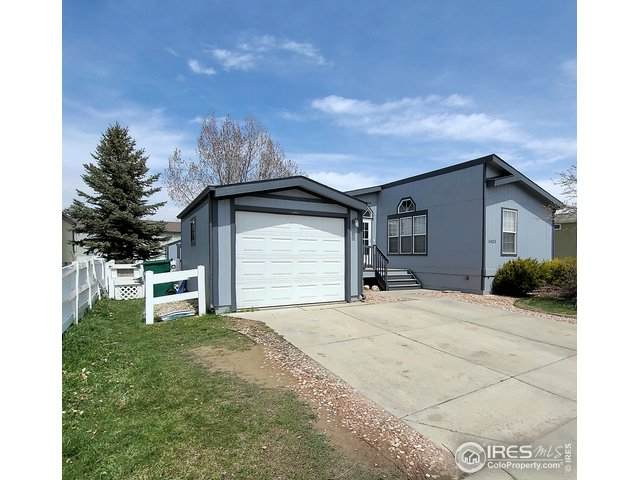 3453 Bright Angel #27, Longmont, CO 80504 (MLS #4680) :: J2 Real Estate Group at Remax Alliance