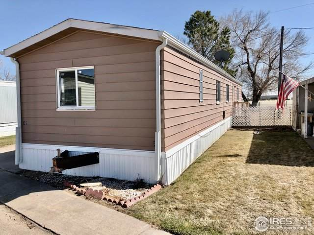 830 1st St, Pierce, CO 80650 (MLS #4686) :: J2 Real Estate Group at Remax Alliance