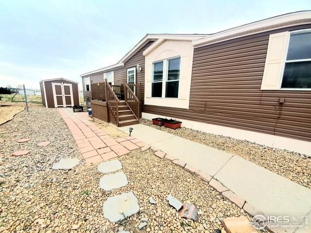 3373 Bluegrass Cir, Evans, CO 80620 (MLS #4687) :: Bliss Realty Group
