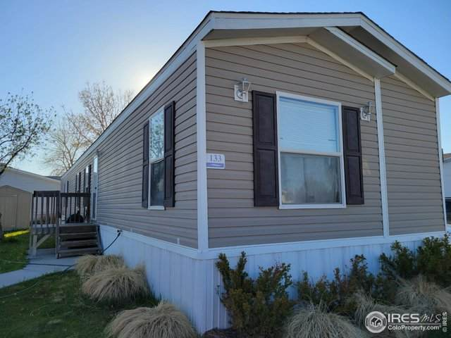 435 N 35th Ave #133, Greeley, CO 80631 (MLS #4691) :: J2 Real Estate Group at Remax Alliance
