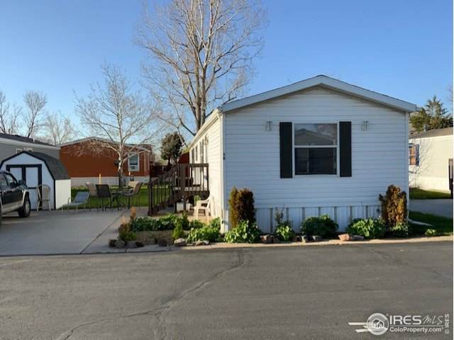 731 Grand Ave #56, Platteville, CO 80651 (MLS #4692) :: J2 Real Estate Group at Remax Alliance