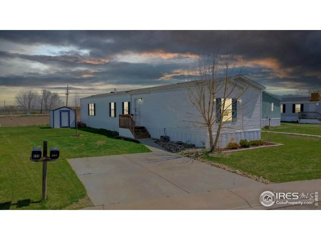435 N 35th Ave #450, Greeley, CO 80631 (MLS #4693) :: J2 Real Estate Group at Remax Alliance