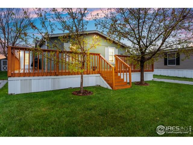 4412 E Mulberry St #343, Fort Collins, CO 80524 (MLS #4697) :: Kittle Real Estate
