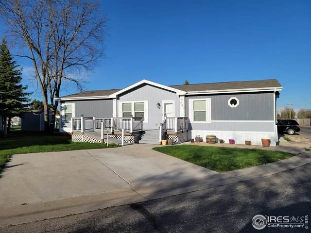 2300 W County Road 38 #231, Fort Collins, CO 80526 (#4698) :: Mile High Luxury Real Estate