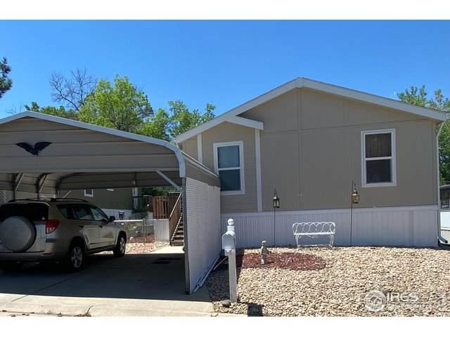 1801 W 92nd Ave #836, Denver, CO 80260 (MLS #4719) :: Find Colorado