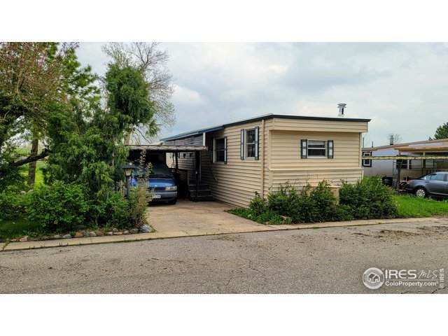 1720 S Marshall Rd #6, Boulder, CO 80305 (MLS #4733) :: Find Colorado