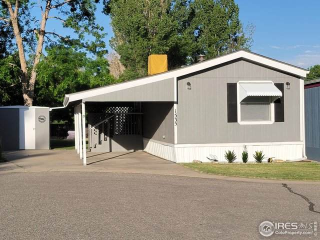 1535 Sylmar Pl #32, Loveland, CO 80537 (MLS #4737) :: Bliss Realty Group