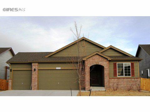 5869 Claret St, Timnath, CO 80547 (MLS #690989) :: Kittle Real Estate