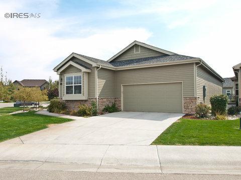 1517 Waterfront Dr, Windsor, CO 80550 (MLS #691744) :: Kittle Real Estate