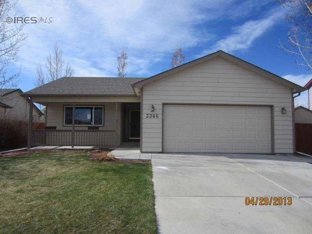 3366 Mammoth Cir, Wellington, CO 80549 (MLS #706246) :: Kittle Real Estate