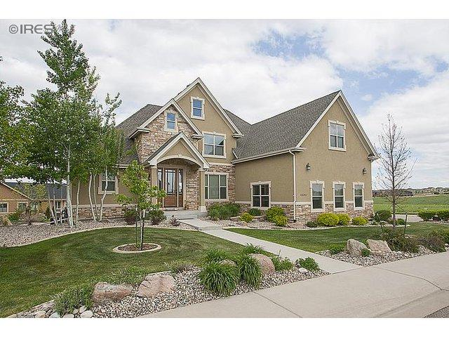 5502 Flamboro Dr, Windsor, CO 80550 (MLS #708838) :: Kittle Real Estate