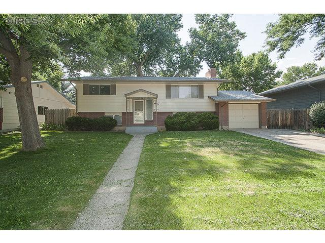 2517 Tulane Dr, Fort Collins, CO 80525 (MLS #713934) :: Kittle Real Estate