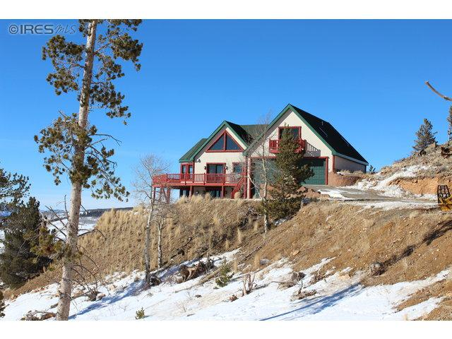 6028 County Road 6E, Cowdrey, CO 80434 (#746630) :: The Peak Properties Group