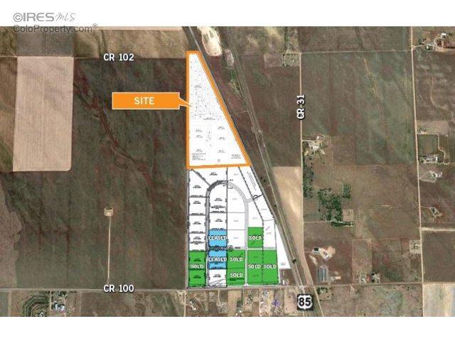295 County Road 29.5 Lot 7, Nunn, CO 80648 (MLS #748754) :: 8z Real Estate