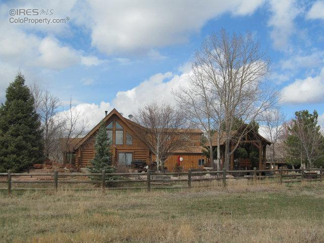 8220 N County Road 27, Loveland, CO 80538 (MLS #758095) :: 8z Real Estate