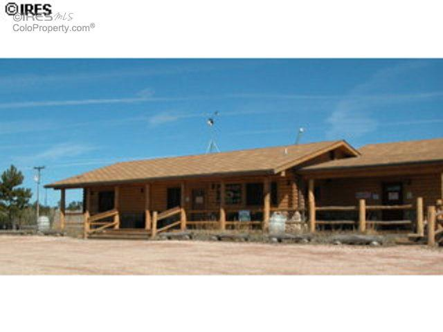 92 Hiawatha Hwy, Red Feather Lakes, CO 80545 (MLS #773329) :: 8z Real Estate